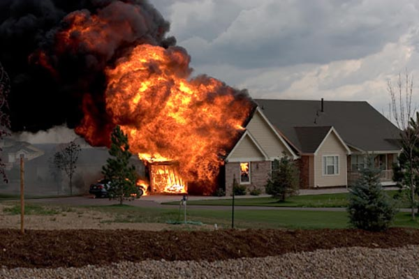 The 5 Causes of Home Fires